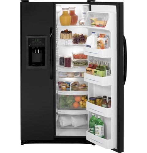 GE Refrigerator Model GSH25JGCBBB Parts