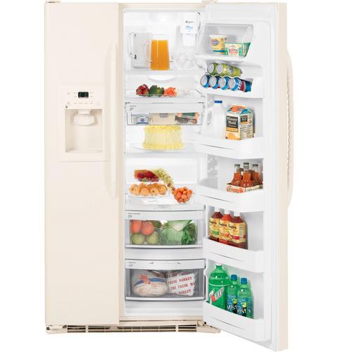 GE Refrigerator Model GSS25QGTBCC Parts