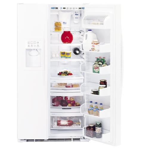 GE Refrigerator Model PSS25NGNAWW Parts
