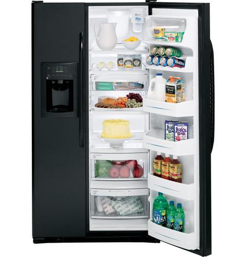 GE Refrigerator Model GSS25QGTBBB Parts