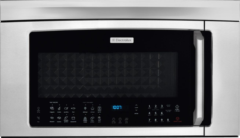 Electrolux Microwave Model EI30BM60MSA Parts