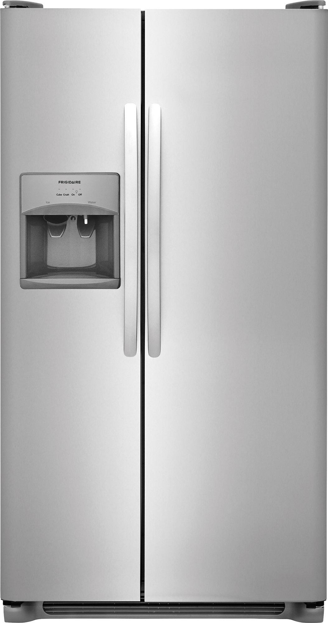 Frigidaire Refrigerator Model FFSS2315TS0 Parts