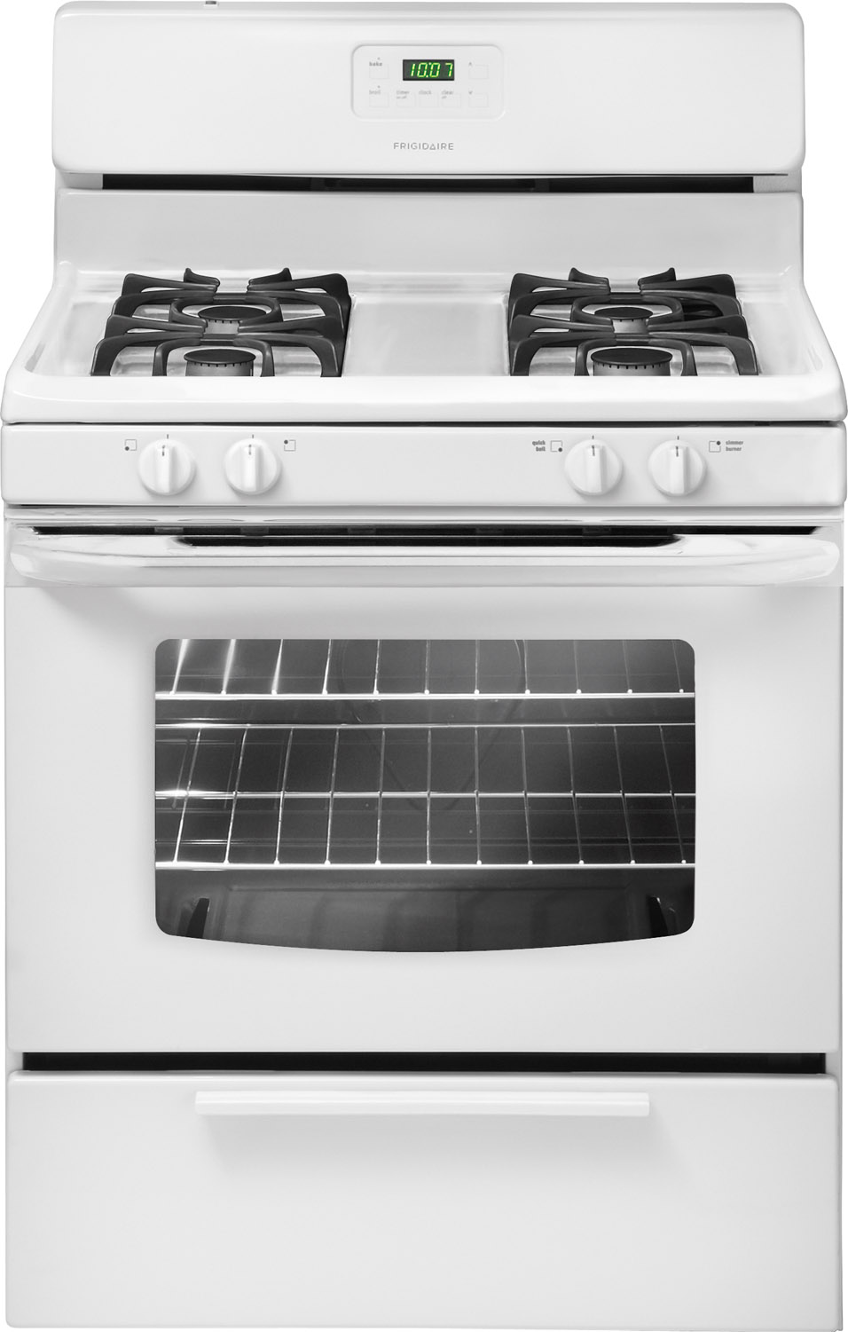 Frigidaire Range/Stove/Oven Model FFGF3017LWD Parts