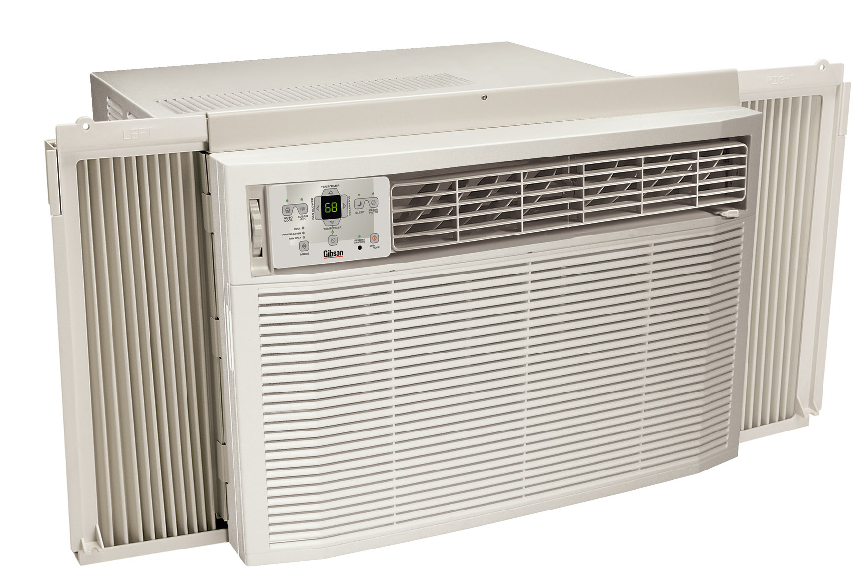 Gibson Air Conditioner Model GAS255R2AA Parts
