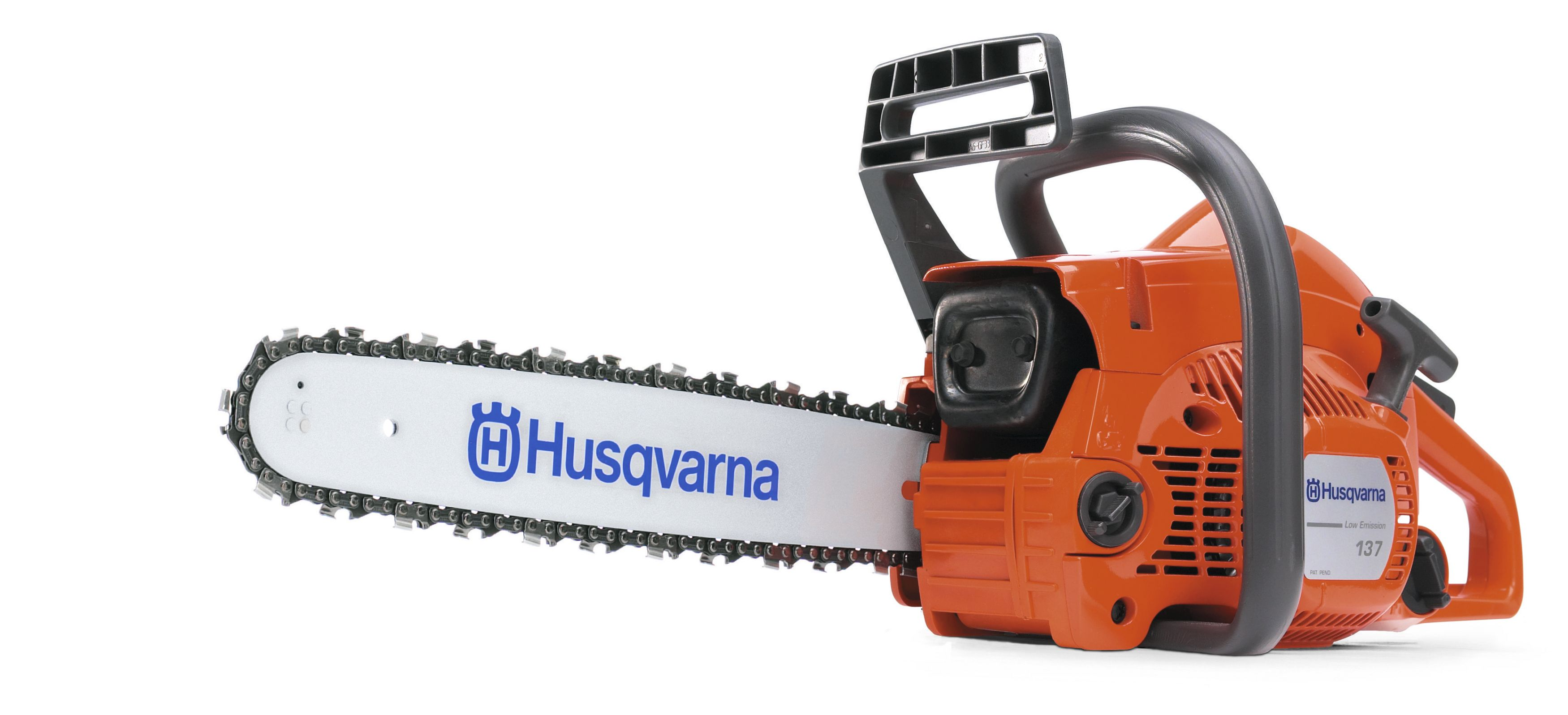 Husqvarna Chainsaw Model 137/2009-03 Parts