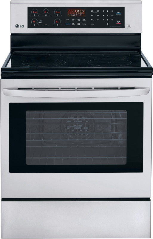 Lg Range Stove Oven Model Lre3083st Parts Amp Repair Help