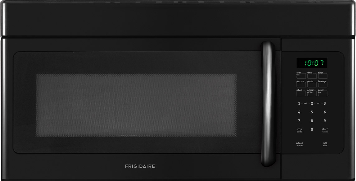 Frigidaire Microwave Model FFMV162LBA Parts