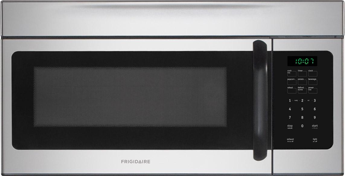 Frigidaire Microwave Model FFMV162LSA Parts