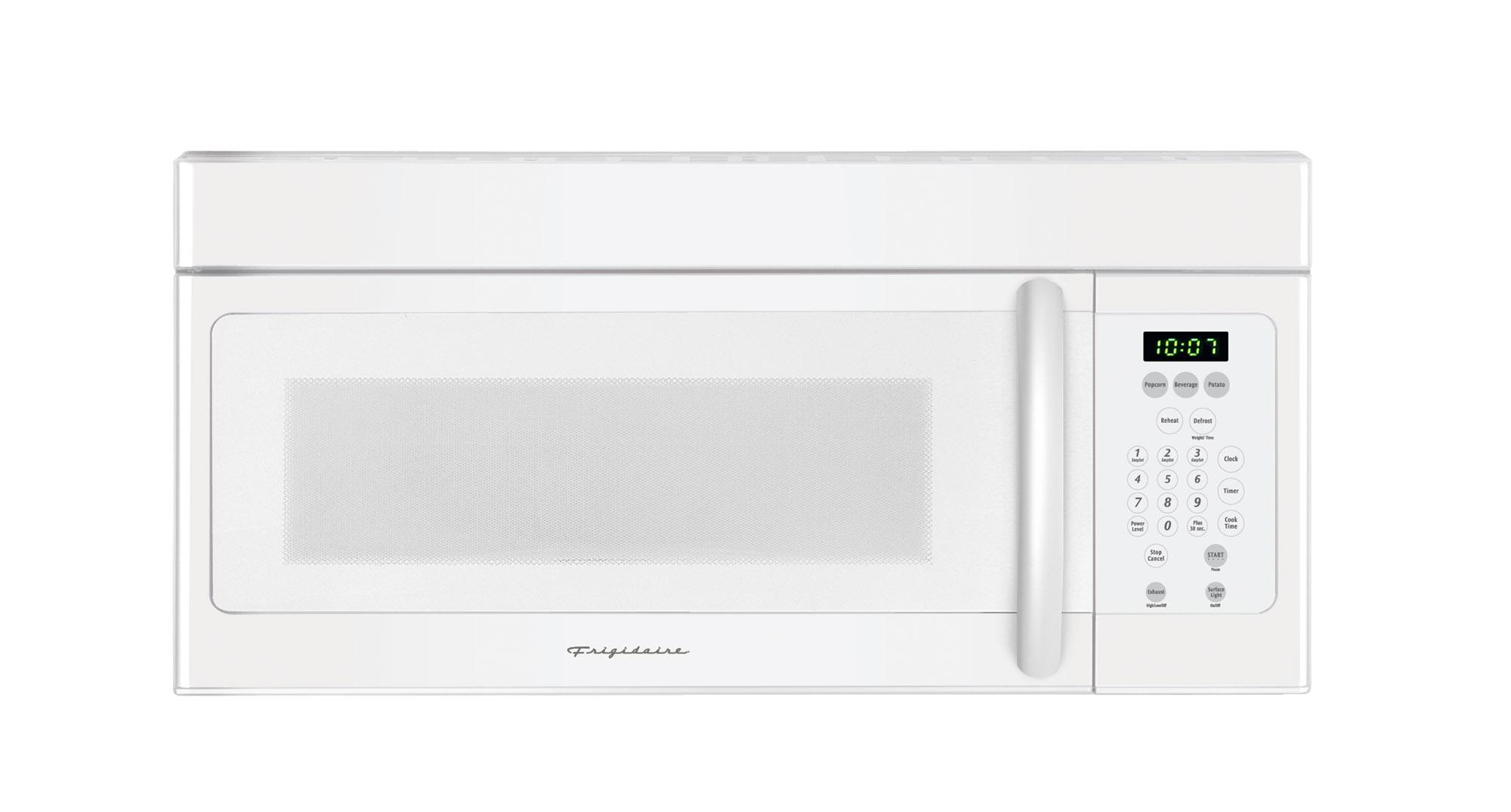 Frigidaire Microwave Model FMV152KWA Parts