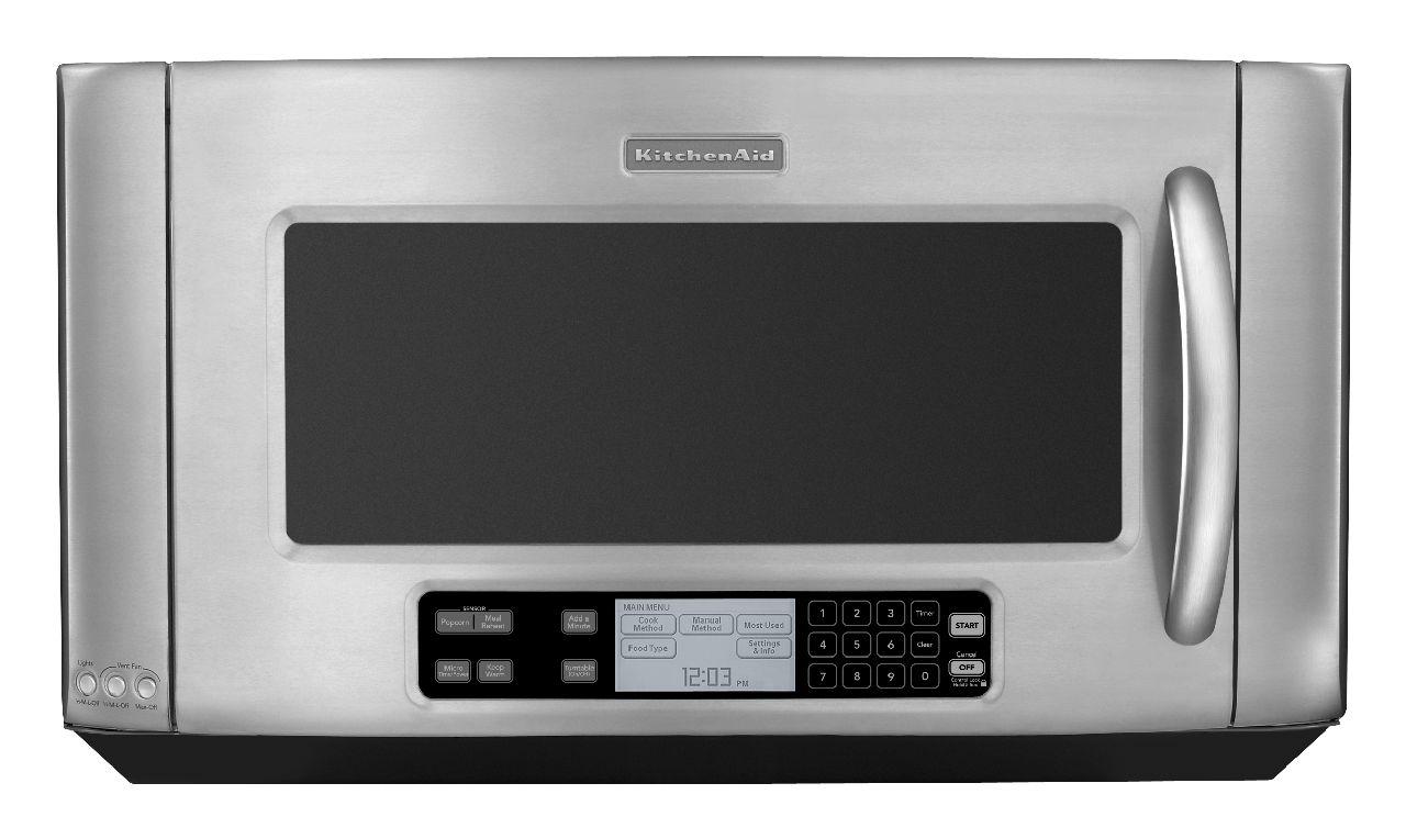 KitchenAid Microwave Model KHMS2050SSS3 Parts