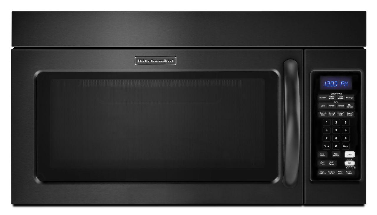 KitchenAid Microwave Model KHMC1857WBL1 Parts