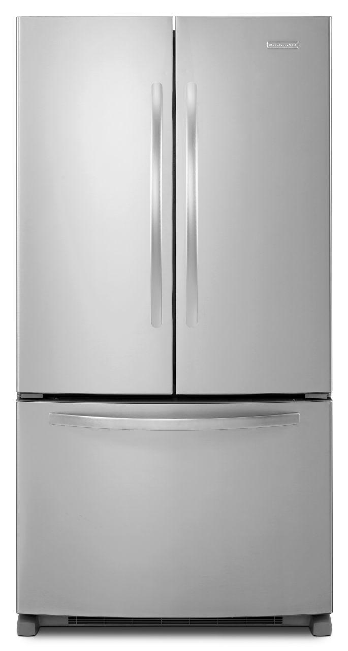 KitchenAid Refrigerator Model KBFS25EWMS6 Parts