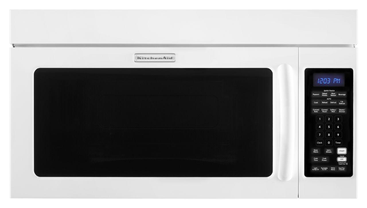Kitchenaid Microwave  Model Khmc1857wwh0 Parts  U0026 Repair Help