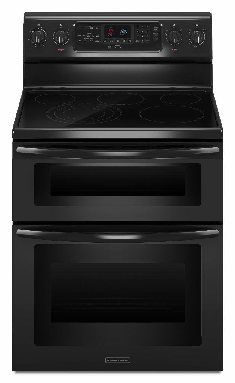 KitchenAid Range/Stove/Oven Model KERS505XBL02 Parts