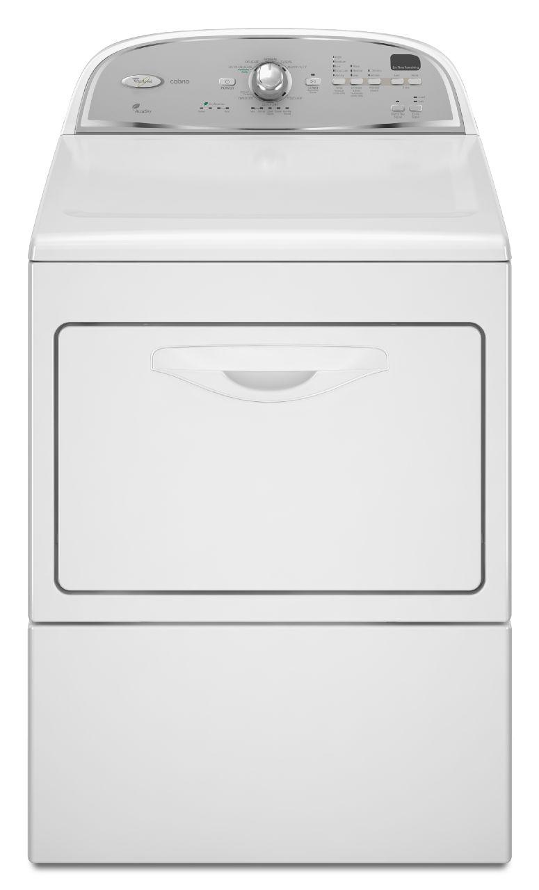 Whirlpool Dryer Model WGD5600XW0 Parts