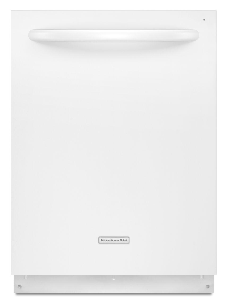 KitchenAid Dishwasher Model KUDE40FXWH4 Parts