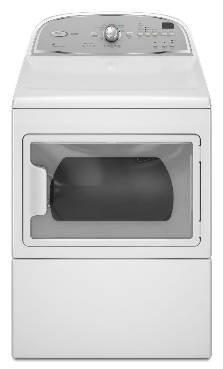 Whirlpool Dryer Model YWED5700XW0 Parts