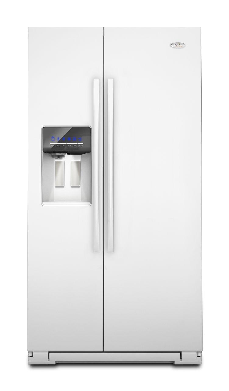 Whirlpool Refrigerator Model GSF26C4EXW00 Parts