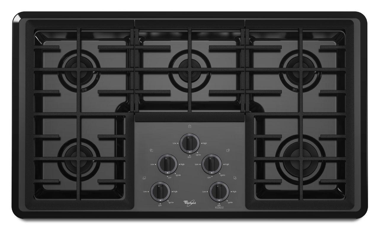 Whirlpool Range/Stove/Oven Model W5CG3625XB00 Parts