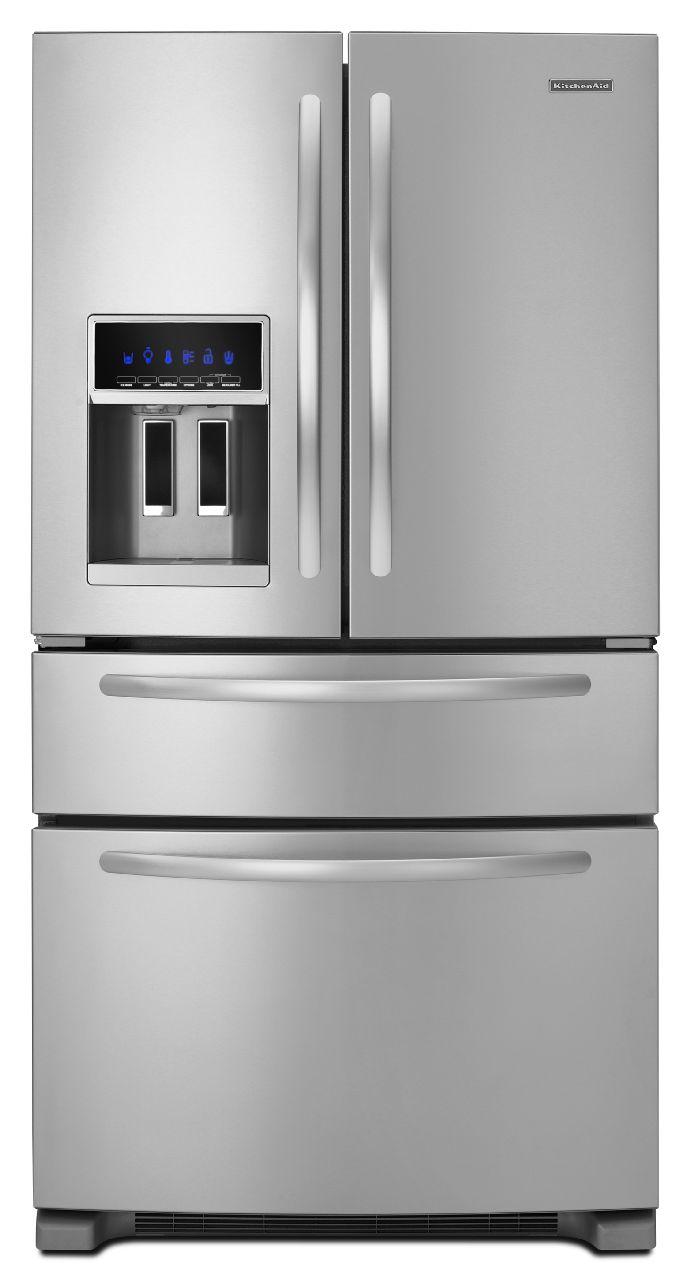 Kitchenaid Refrigerator Model Kfxl25ryms2 Parts And