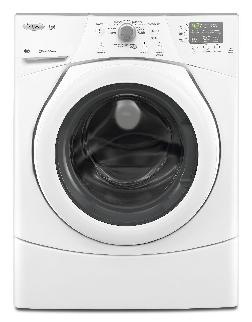 Whirlpool Washing Machine: Model WFW9151YW00 Parts and Repair Help