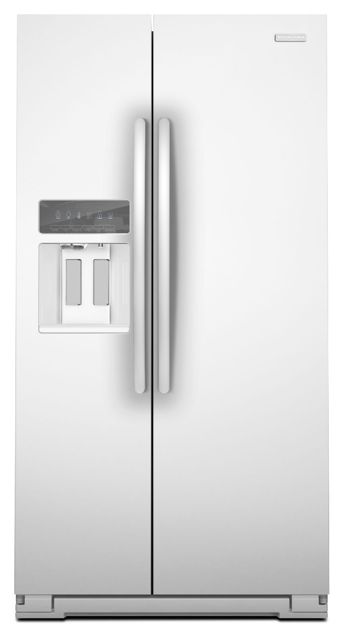 KitchenAid Refrigerator Model KSC23C8EYW02 Parts