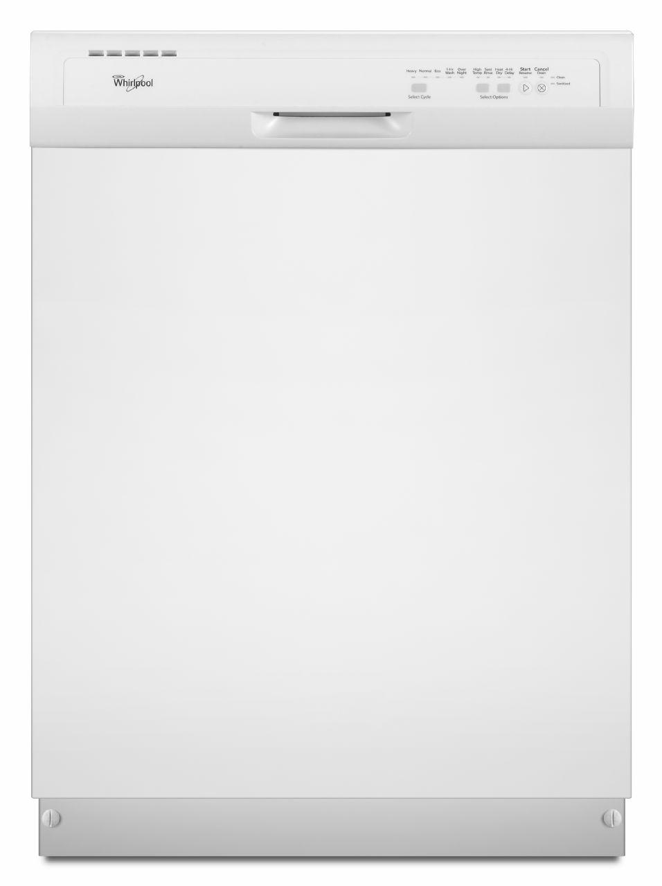 Whirlpool Dishwasher Model WDF510PAYWA Parts