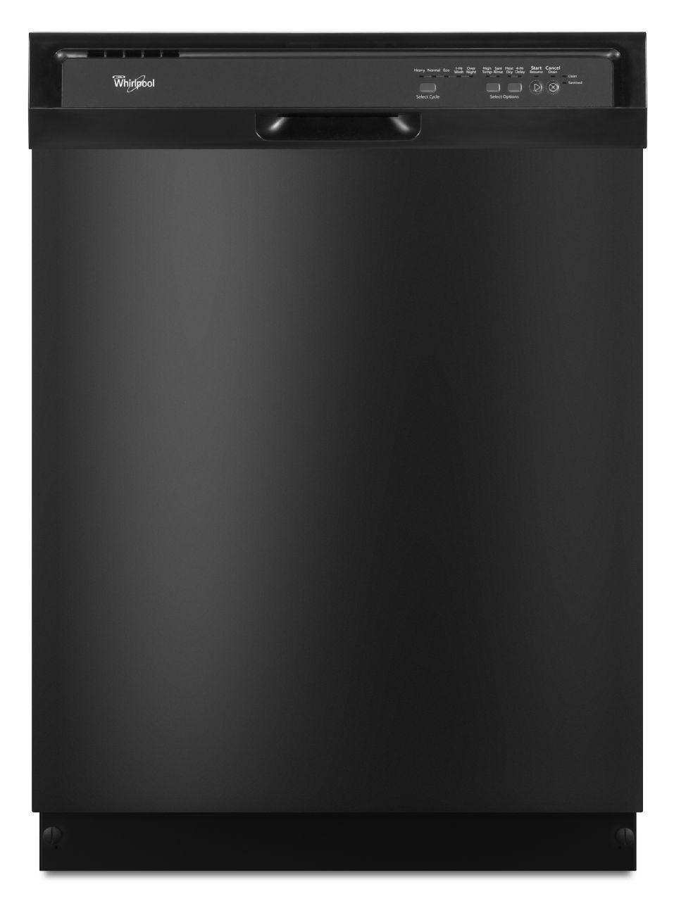 Whirlpool Dishwasher Model WDF510PAYB8 Parts