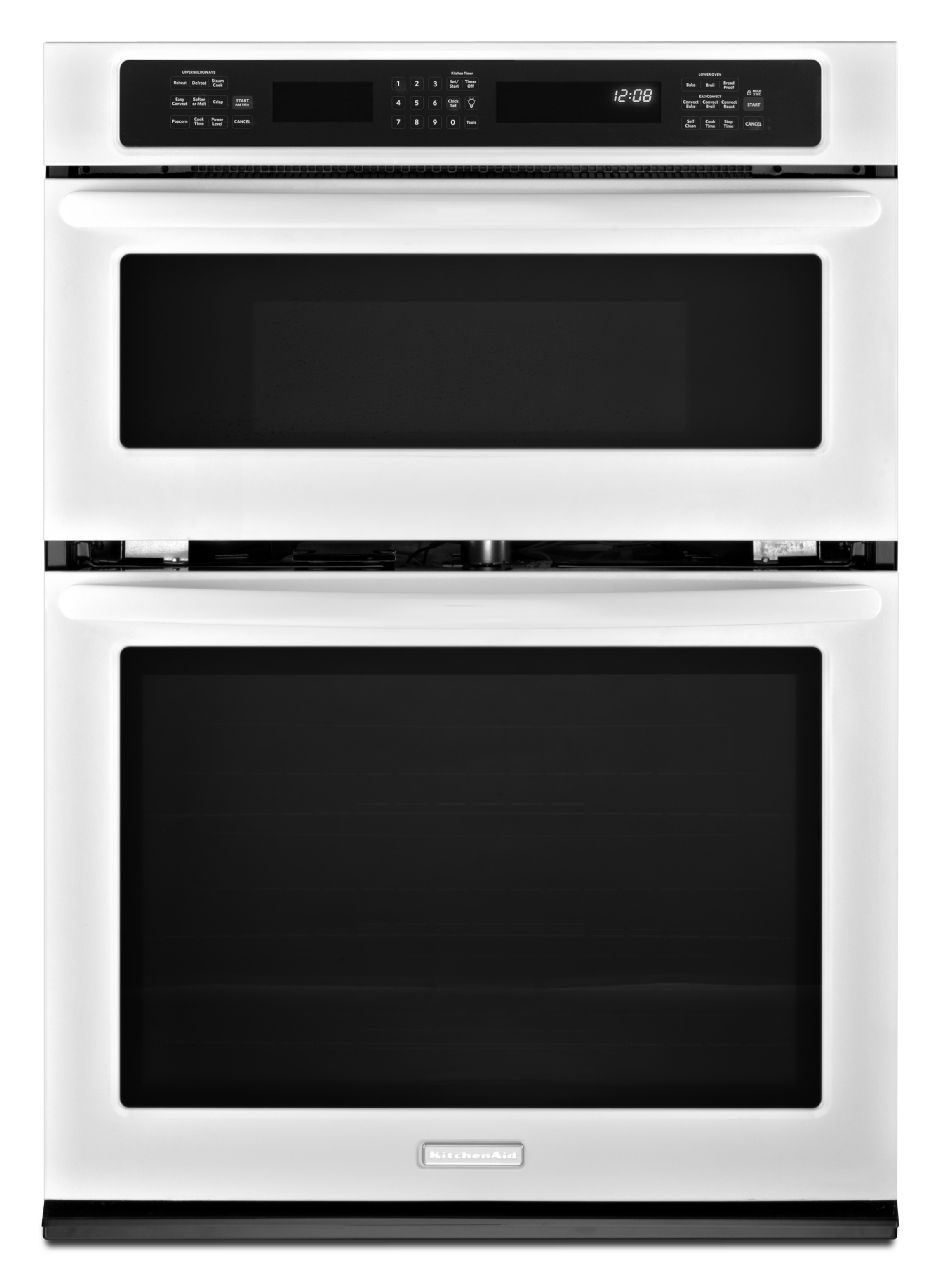Kitchenaid Oven Microwave Combo Model Kems309bwh00 Parts