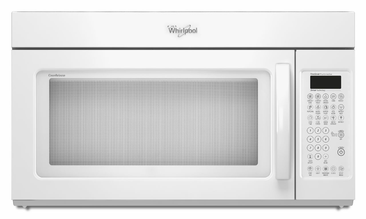 Whirlpool Microwave Model GMH6185XVQ1 Parts