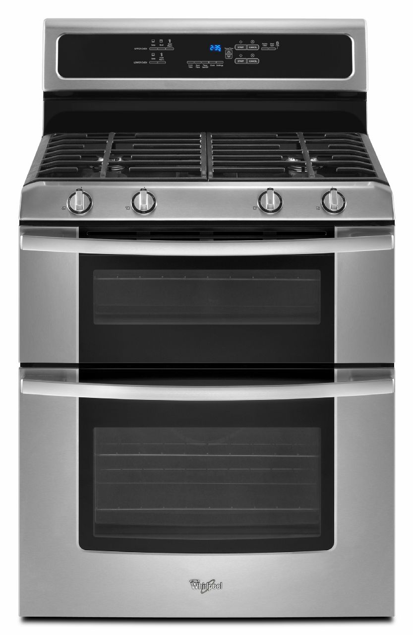 Whirlpool Range/Stove/Oven Model GGG388LXS00 Parts