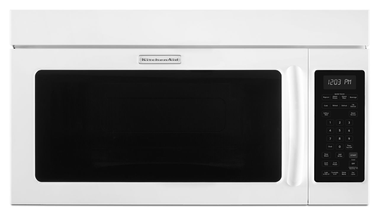 KitchenAid Microwave Model KHMS2040BWH0 Parts