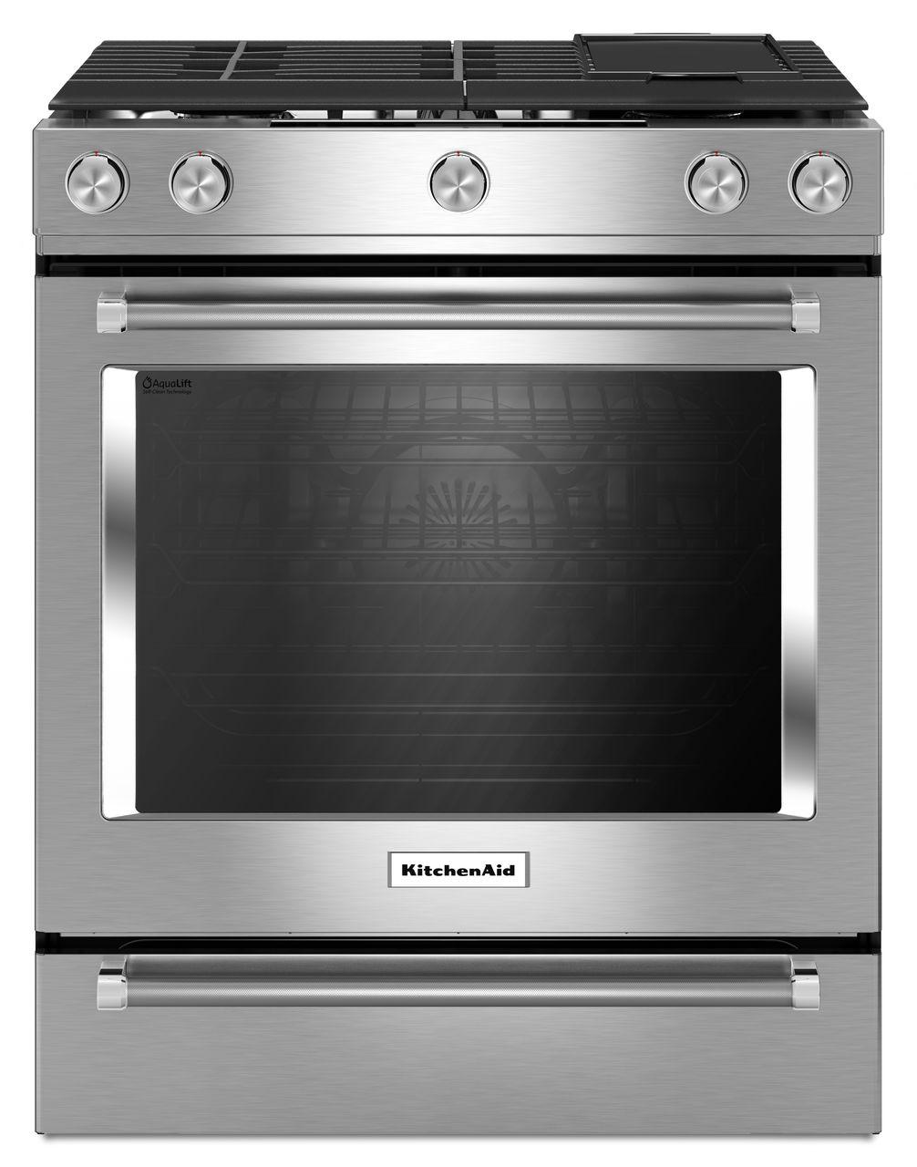 KitchenAid Range/Stove/Oven Model KSDB900ESS0 Parts