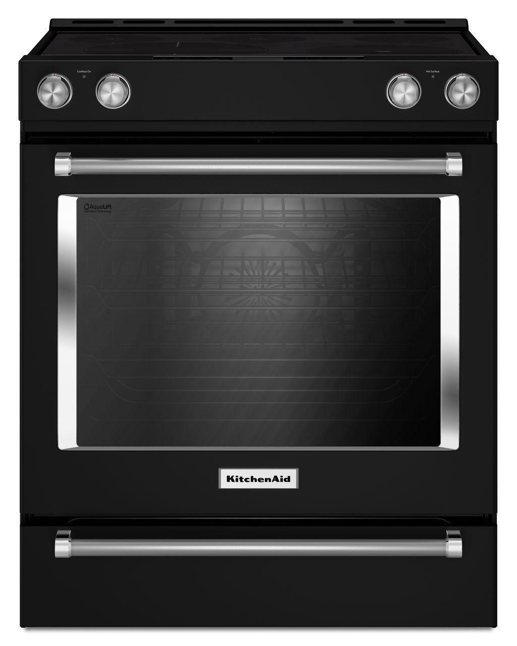 KitchenAid Range/Stove/Oven Model KSEB900EBL0 Parts