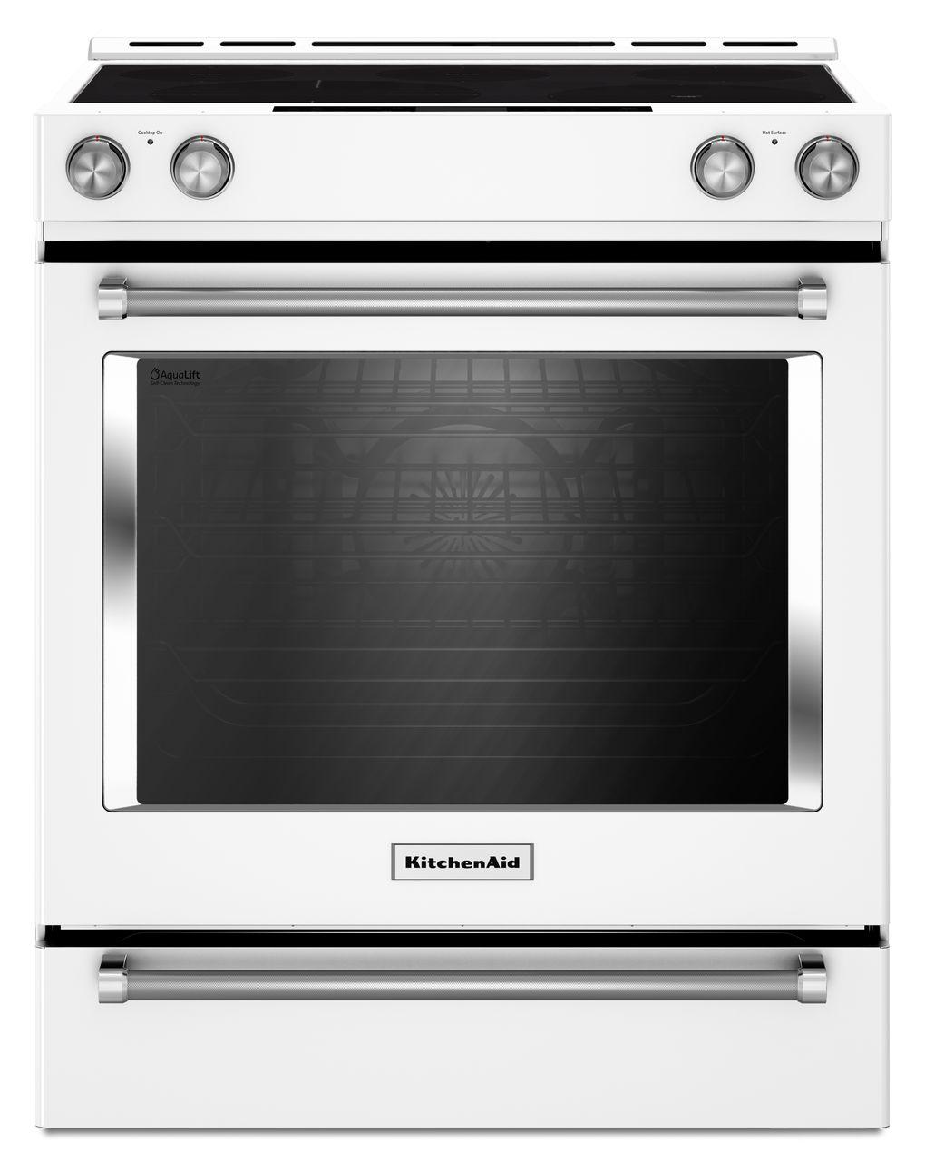 KitchenAid Range/Stove/Oven Model KSEB900EWH0 Parts