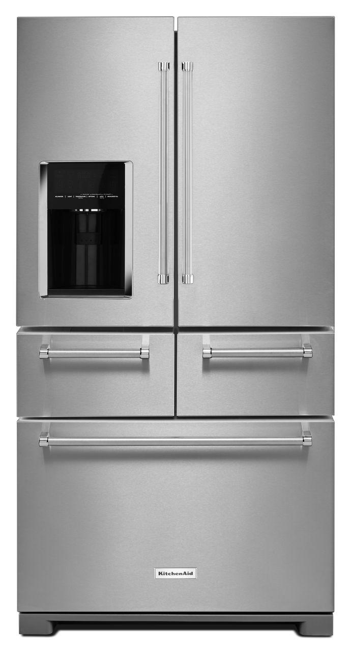Kitchenaid Refrigerator Model Krmf606ess01 Parts And