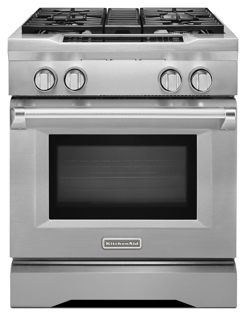 KitchenAid Range/Stove/Oven Model KDRS407VSS04 Parts