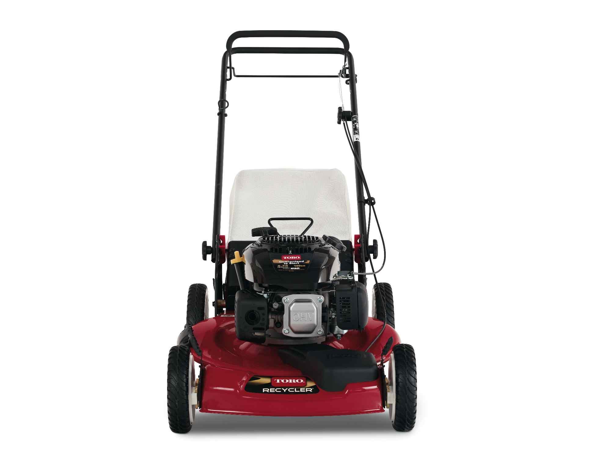 Toro Lawn Mower Model 20378 Serial 316000001 316999999