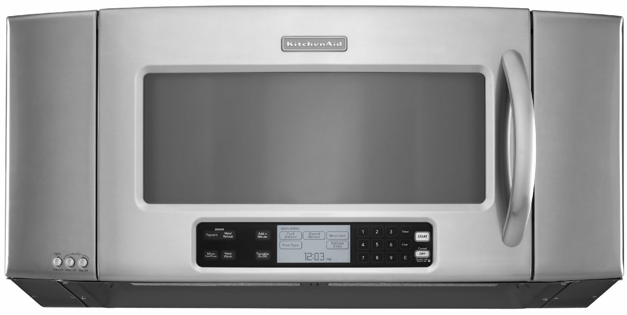 Kitchenaid Microwave Model Khms2056sss4 Parts And Repair Help Manual Guide