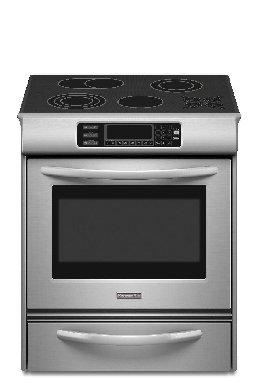 Kitchenaid Rangestoveoven Model Kess908sps04 Parts