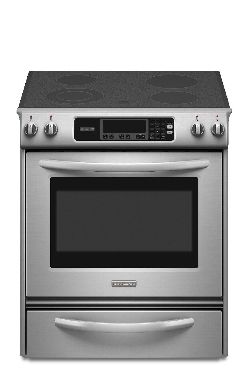 KitchenAid Range/Stove/Oven Model KESK901SSS02 Parts