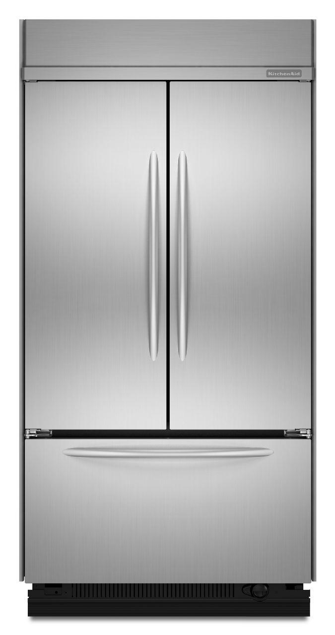 KitchenAid Refrigerator Model KBFC42FTS04 Parts