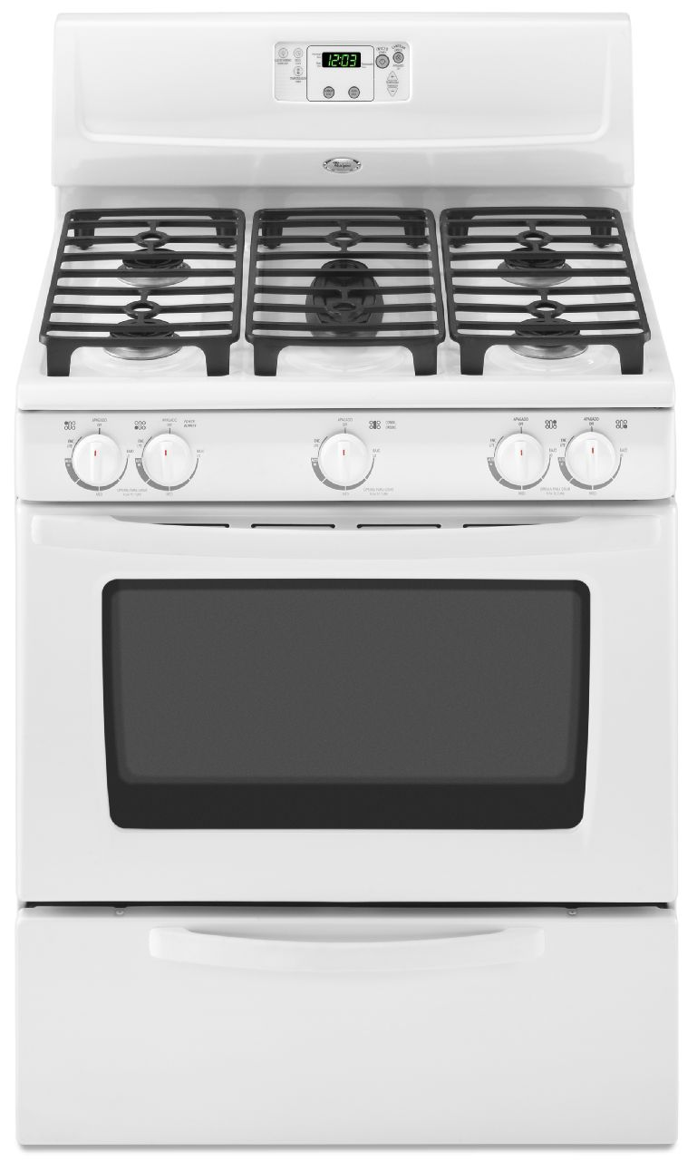 Whirlpool Range/Stove/Oven Model SF216LXSQ0 Parts